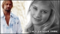 Cherish [ Claire & Sawyer ]