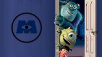 Monsters Inc. tribute