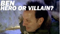 Ben Linus - Hero or Villain?