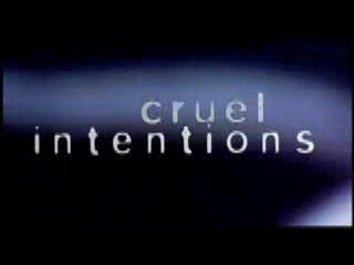 Cruel Intentions Trailer