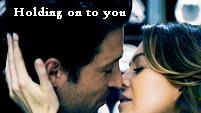 Holding on to you(Grey's Anatomy)