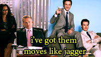 i've got them moves like jagger [franklin & bash]