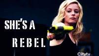 She's a Rebel [Britta Perry]