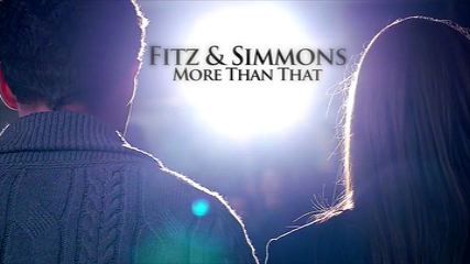 Fitz & Simmons-More Than That
