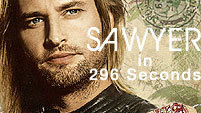 Sawyer in 296 Seconds