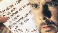Letter to Me
