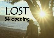 LOST - S4 opening