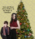 Kate and Henry-Always Believe in the Magic of Christmas