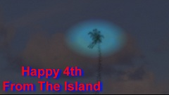 Happy 4th from the Island