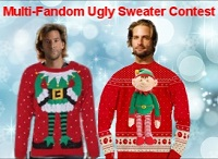 Multi-Fandom Ugly Sweater Contest