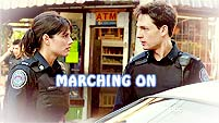 Rookie Blue|| we keep moving on
