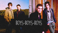 BoysBoysBoys || For Amy