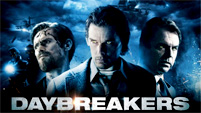 Enjoy the Silence || Daybreakers