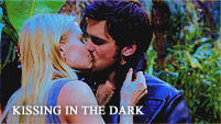 Kissing in the Dark || Captain Swan
