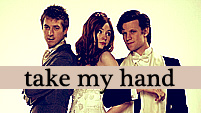 Take My Hand; Doctor Who
