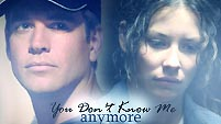 You Don't Know Me [Anymore]