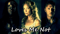 Loves Me Not - Michonne/Andrea/The Governor