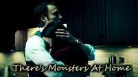 There's Monsters At Home - Abigail Hobbs