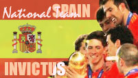 Football | Spanish National Team | Invictus