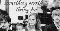 Something Worth Living For - Harry Potter