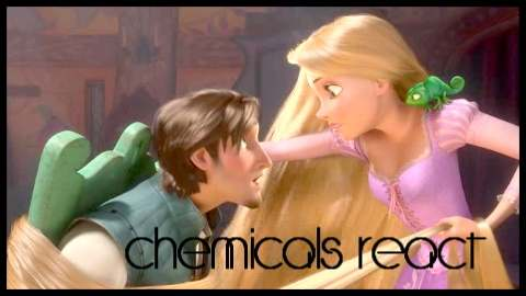 Chemicals React (Flynn/Rapunzel)