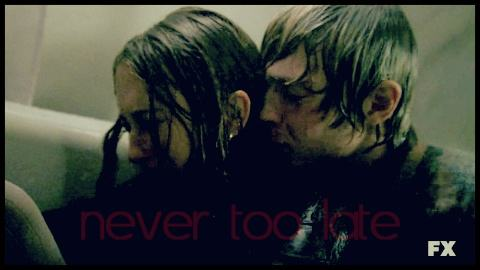 Never Too Late (Tate/Violet)