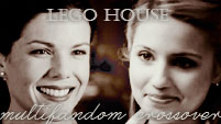 Lego House [Multifandom Crossover]
