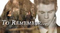 To Remember (TVD - Kalijah)