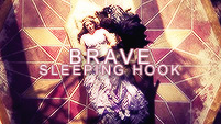 Killian Jones & Princess Aurora | Brave [OUAT]