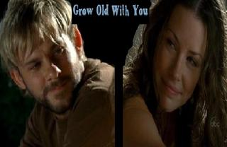 Charlie/Kate-Grow Old With You