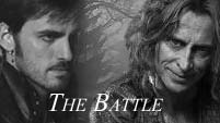 Captain Hook & Rumpelstiltskin- The Battle