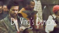 Da Vinci's Demons- God has blessed us with minds capable of imaging it