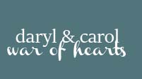 daryl & carol | war of hearts | au