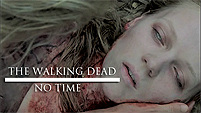 the walking dead | no time | cast video