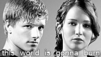 The Hunger Games - This world is gonna burn