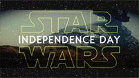 Star Wars: Independence Day Trailer Mashup