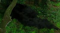 The Black Smoke Monster : The Reflecting God