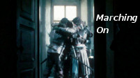 The Musketeers (BBC)-Marching On