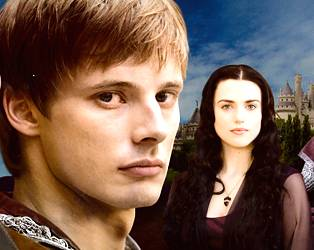 An ArMor and Arwen Video...MERLIN