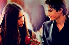 Damon & Elena - If You Run