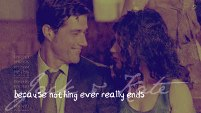 Because Nothing Ever Really Ends - Jack/Kate