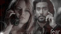 Fear - Claire/Sayid