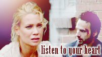 listen to your heart - rick&andrea