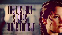 The District Sleeps Alone Tonight - The Hunger Games
