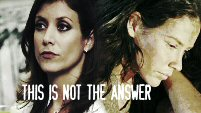 This Is Not The Answer - Kate/Addison