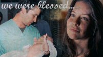 we were blessed - kate&carter