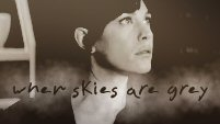 when skies are grey - falling skies