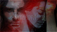 Breaking dawn: Lost style