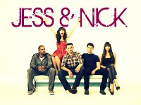 New Girl II Jess & Nick