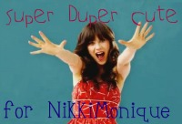New Girl II Super Duper Cute
